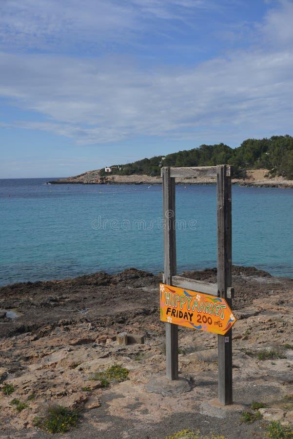 The Island Ibiza royalty free stock photo