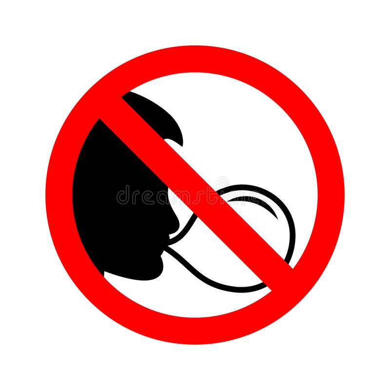 Image result for no gum clipart