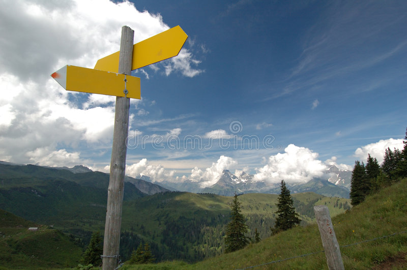 Sign Post royalty free stock images