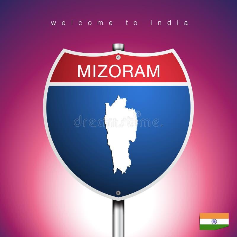 Mizoram India Stock Illustrations – 46 Mizoram India Stock