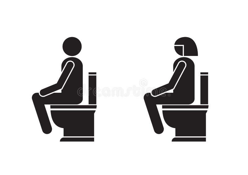 Toilet Rules Stock Illustrations – 34 Toilet Rules Stock
