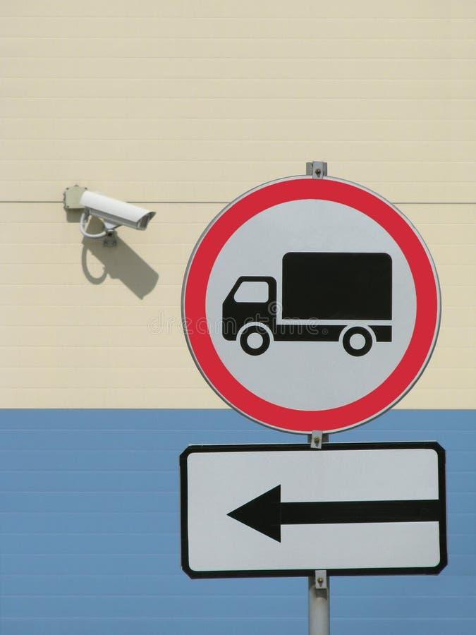 Sign under observation