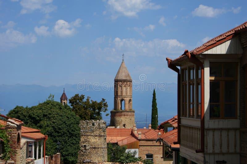 Download Signagi View To Alazani Valley Stock Image - Image: 21274971