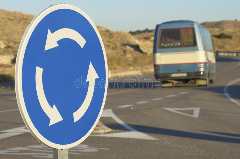 Download Signal and bus stock photo. Image of colorful, circle - 12252876