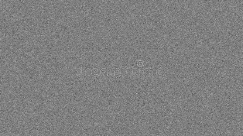 Signal för PIXEL för oväsentvskärm störande stock illustrationer
