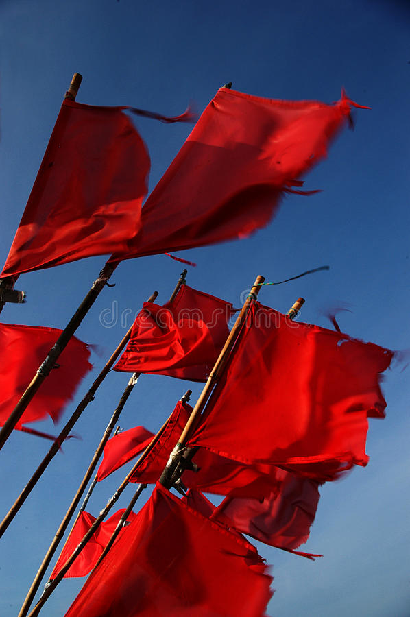 Download Signal Flags Royalty Free Stock Photos - Image: 25568408