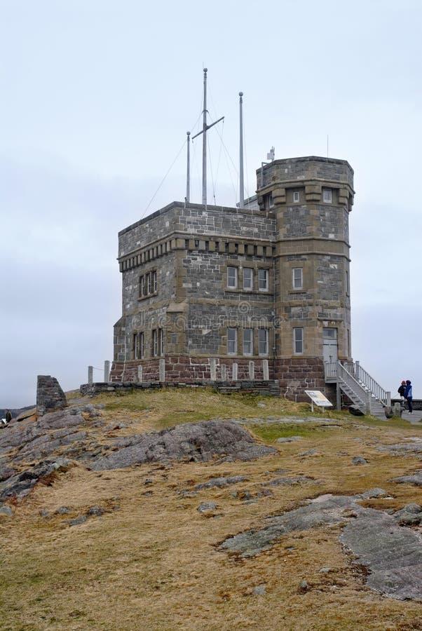 Signal Hill - Newfoundland, Canada Stock Photography