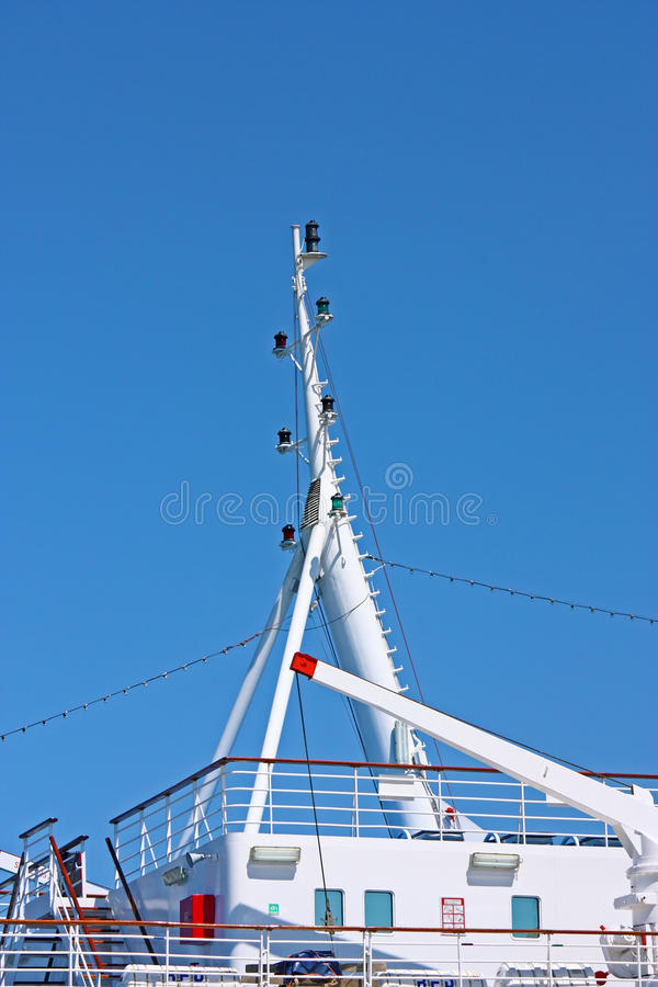 Download Signal lights stock image. Image of nautical, boat, equipment - 23595303