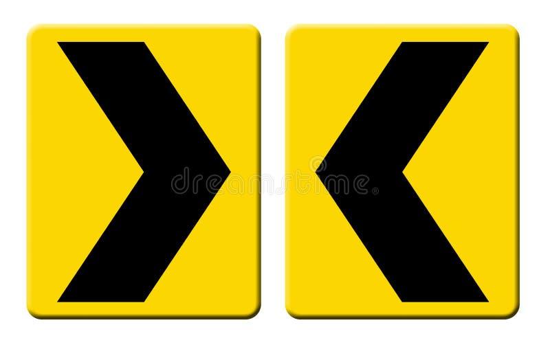 signaleringar vektor illustrationer