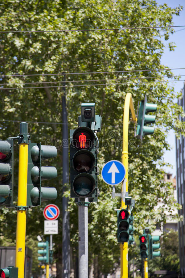 Download Signals stock photo. Image of sign, yellow, drive, semaphore - 31942140