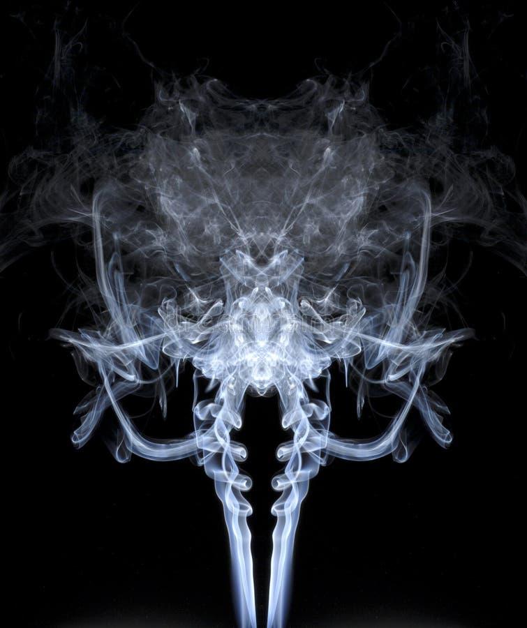 Signaux fumigènes images stock