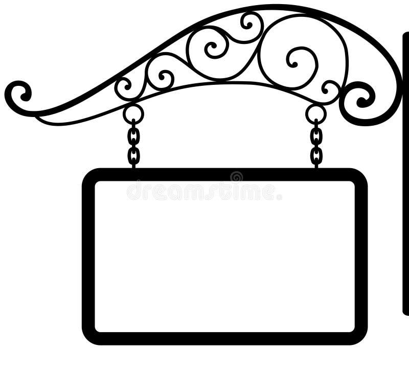 signboard бесплатная иллюстрация