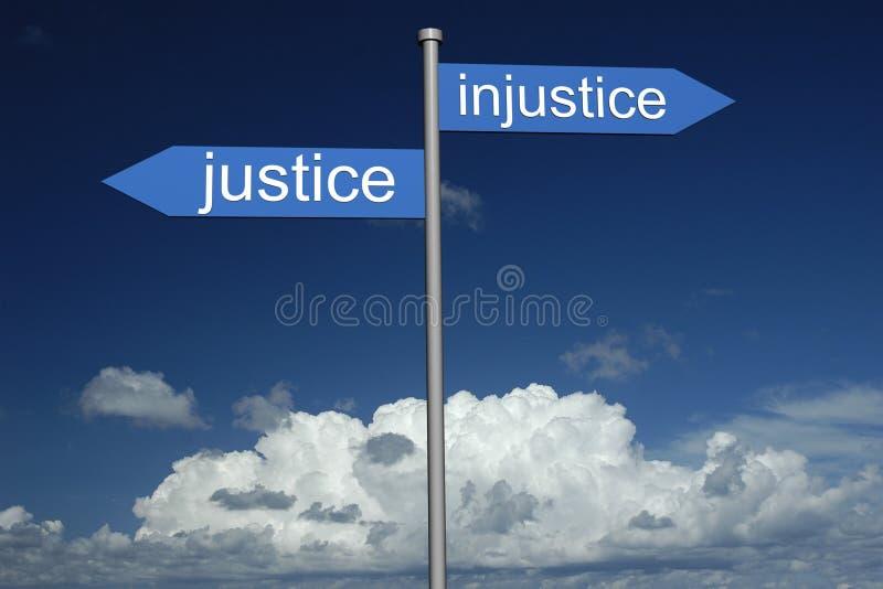 Signe illustration libre de droits