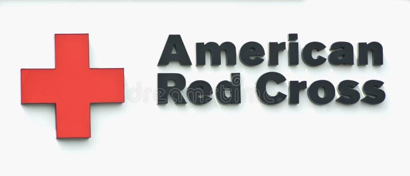 Signe américain de Croix-Rouge