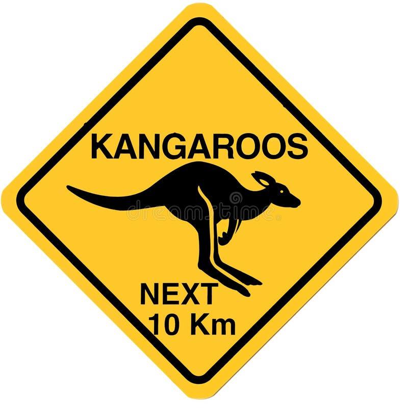 Signe de kangourou