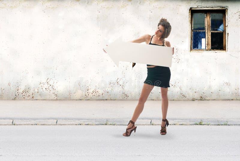 Signe de rue photographie stock libre de droits