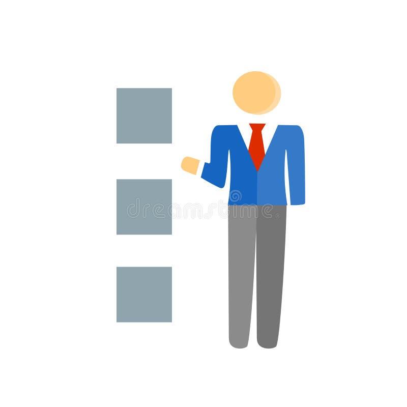 Signe et symbole de vecteur d'icône de casiers d'isolement sur le fond blanc, concept de logo de casiers illustration stock
