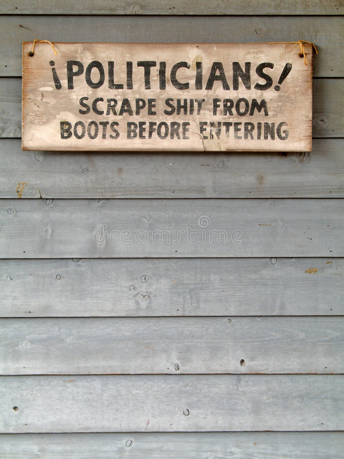signe politique photos libres de droits