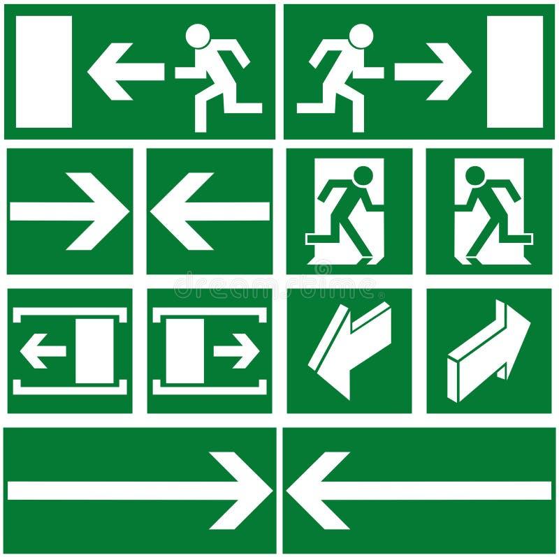 Signes illustration libre de droits