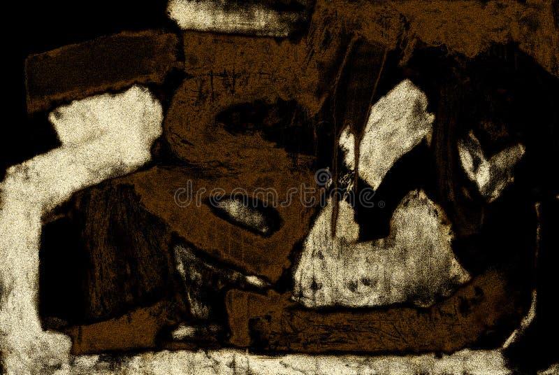 Signes abstraits illustration de vecteur