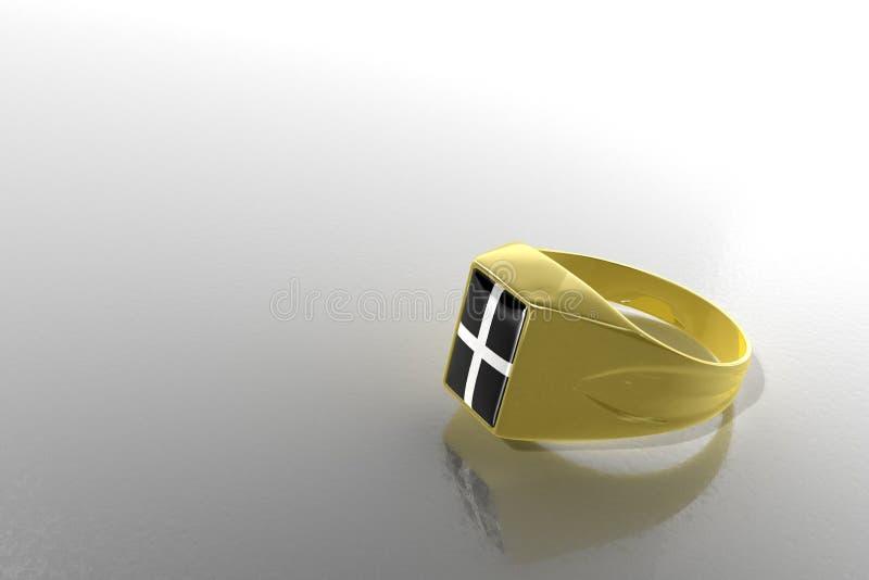 Signet Ring. stock photos