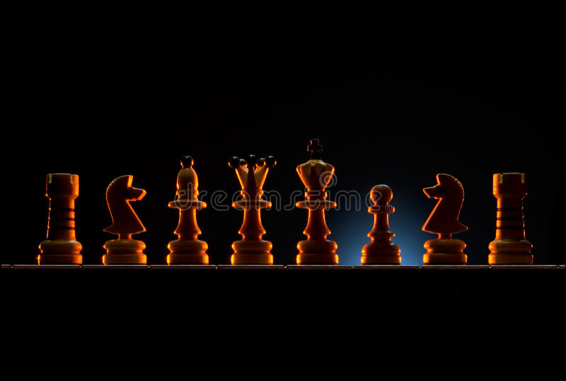 Download Significant figure stock image. Image of night, chessboard - 15066003