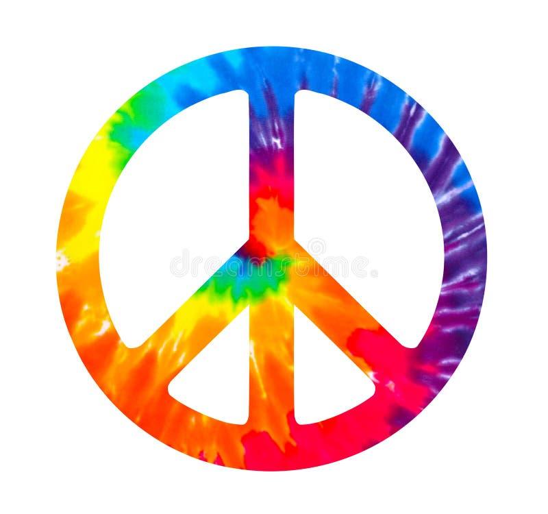 Signo de la paz ilustración del vector