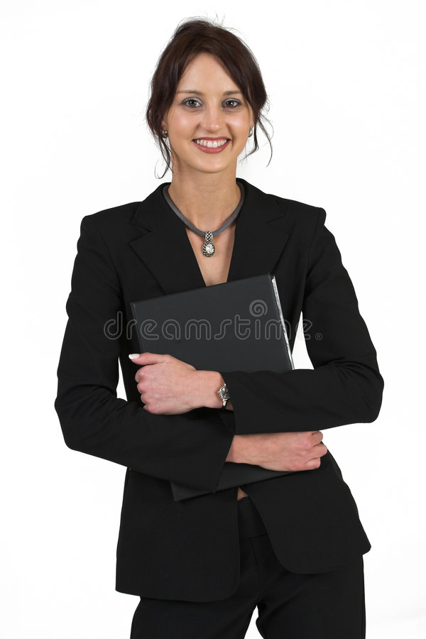 Signora #55 di affari immagine stock