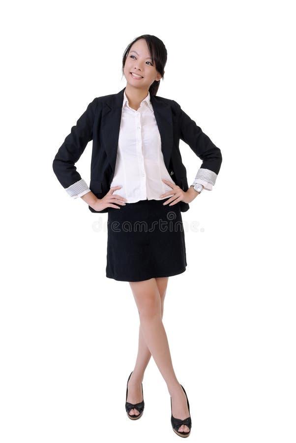 Signora dell'ufficio immagine stock