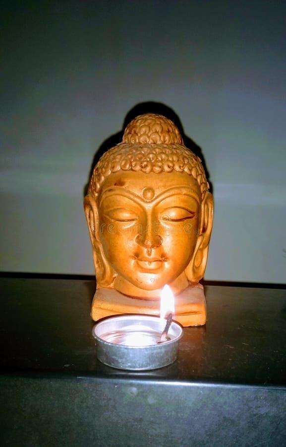 Signore Buddha fotografie stock