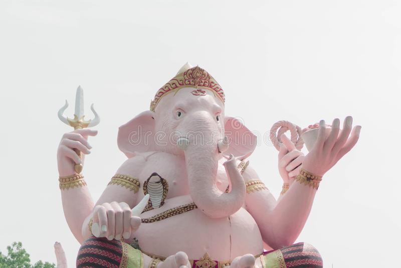 Signore del parco nazionale di Prapiganesh di successo fotografie stock