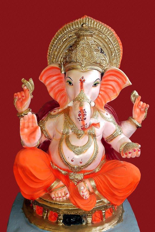 Signore Ganesha fotografie stock