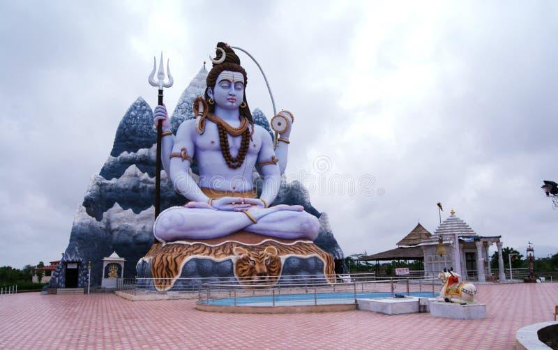 Signori del dio dell'India di shiva fotografia stock libera da diritti
