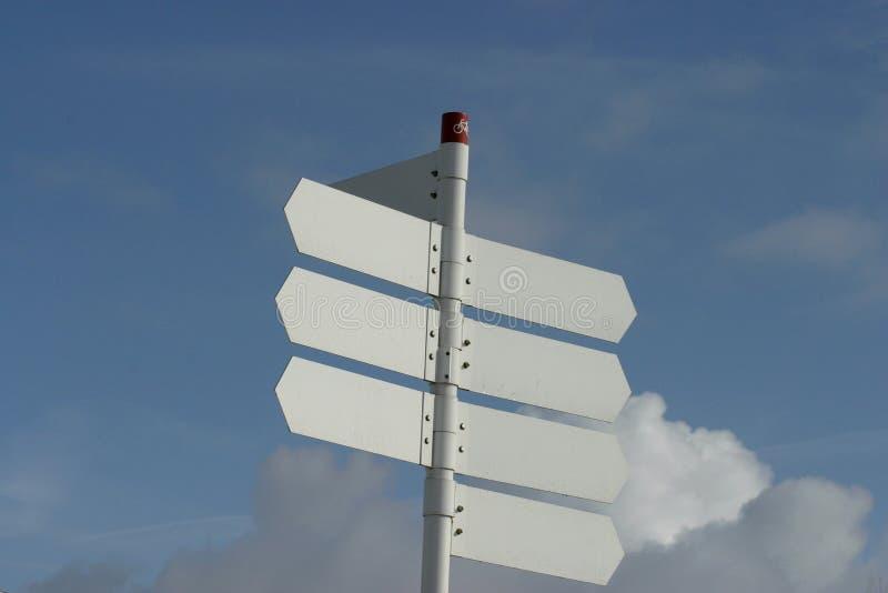 Signpost lizenzfreies stockfoto