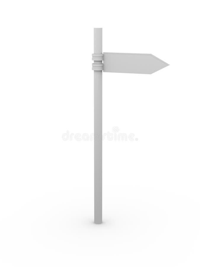 Signpost royalty illustrazione gratis