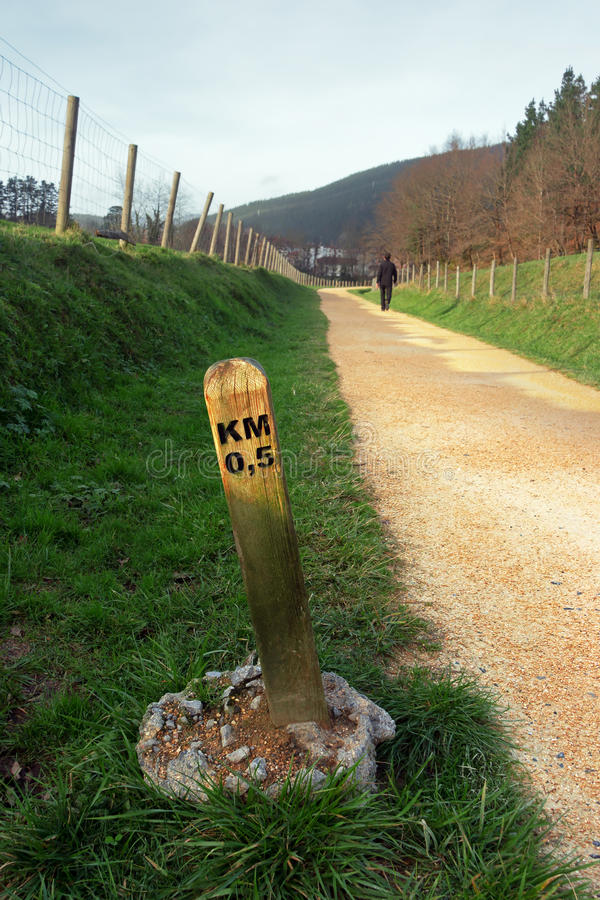 Download Signpost with distance stock photo. Image of distance - 29626958