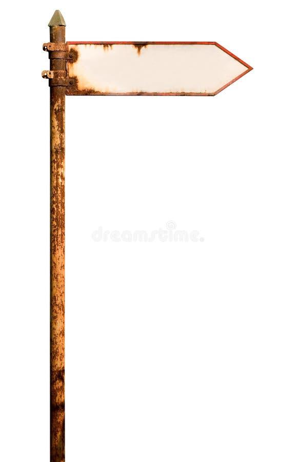 signposttappning arkivfoto