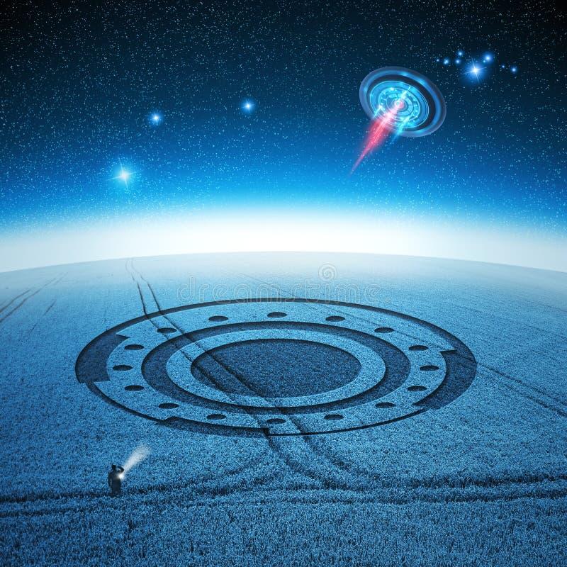 Download Signs and Wonders stock illustration. Illustration of alien - 19206151