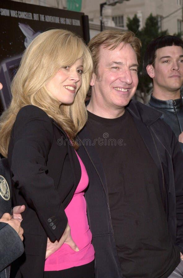 Sigourney Weaver,Alan Rickman