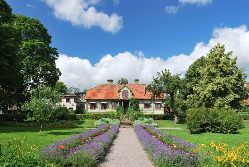 sigtuna Швеция стоковое изображение