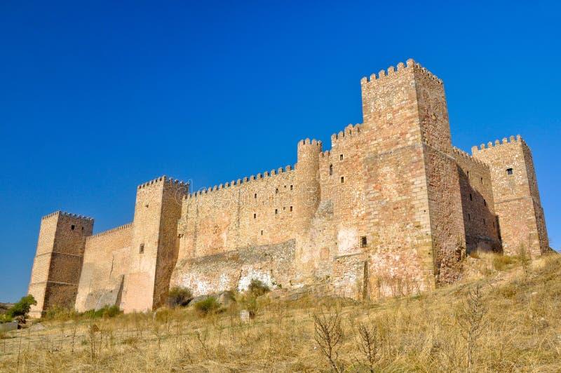 Download Siguenza Castle, Now State-run Hotel , Guadalajara Stock Photo - Image: 22172662