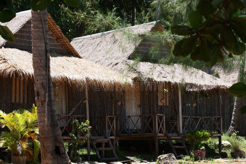 Sihanoukville. Beaches in Sihanoukville - Gulf of Thailand royalty free stock photo