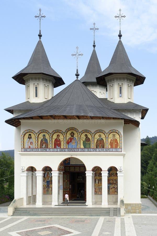 Sihastria-Kloster lizenzfreie stockfotografie