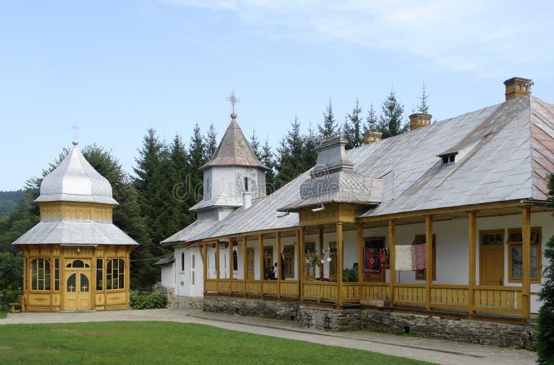 Sihastria monaster obraz royalty free