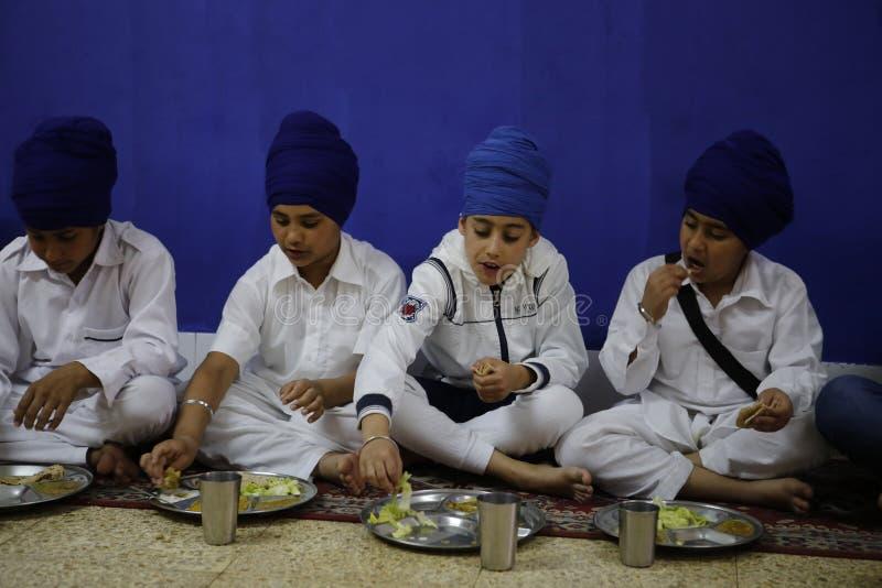 Sikh052 royaltyfria bilder