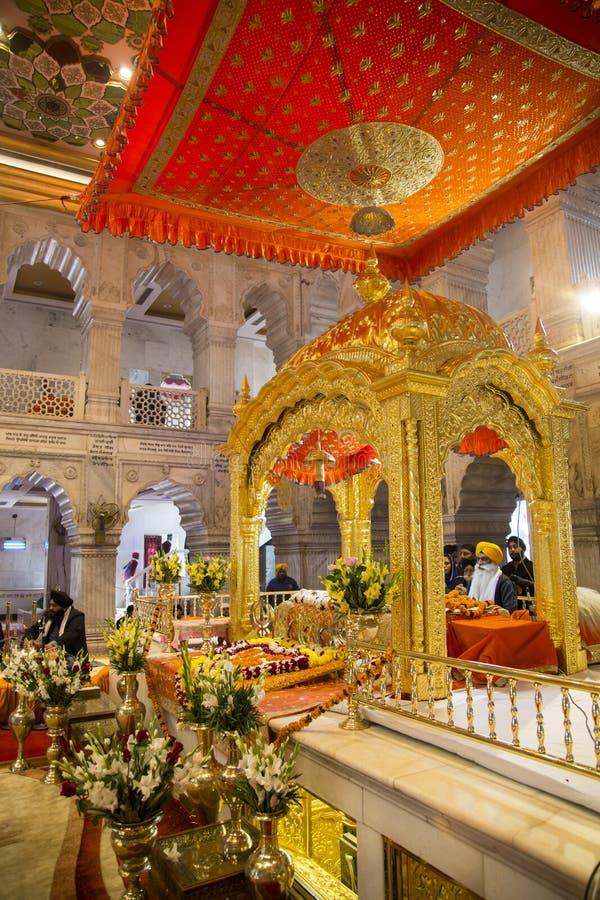 sikh för pradesh för fortgurdwaragwalior india madya royaltyfri bild