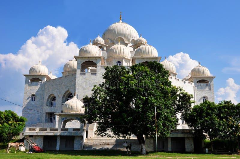 Download Sikh gurudwara stock image. Image of dome, blue, design - 21107341
