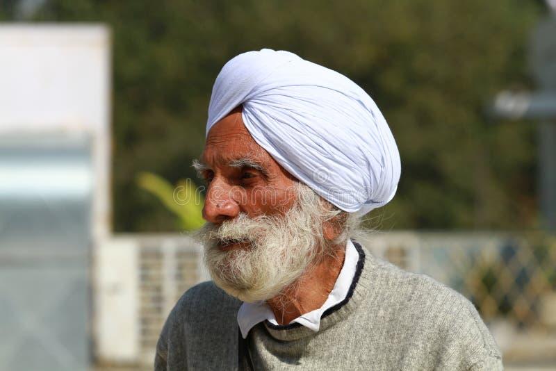 Sikh Man Editorial Photo