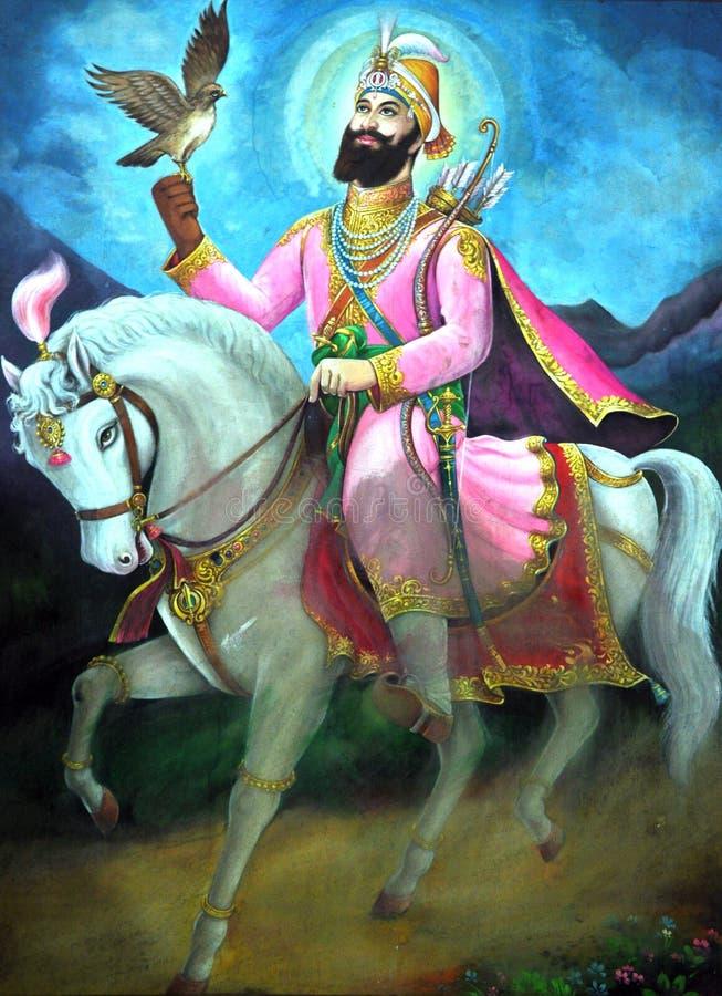 sikhism ilustración del vector