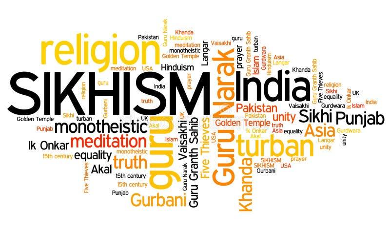 sikhism ilustracja wektor